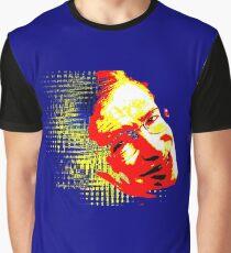 Hawking Waves Graphic T-Shirt
