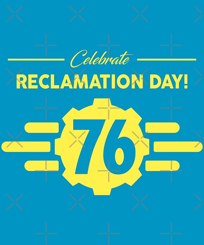 Vault 76 Reclamation Day! by K-08