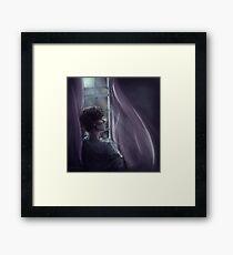 BBC Sherlock - Willow Framed Print