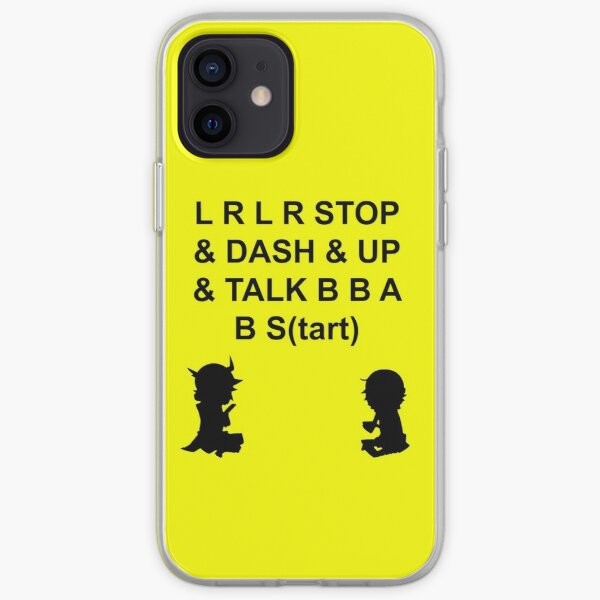 REMOTE CONTROL - Kagamine Rin & Len - VOCALOID iPhone Soft Case