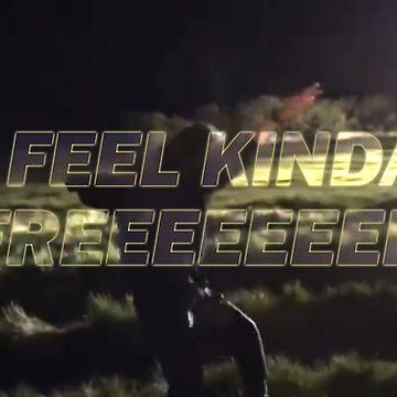 Kanye West - 070 Shake - Ghost Town - I Feel Kinda Free by NAYBUH