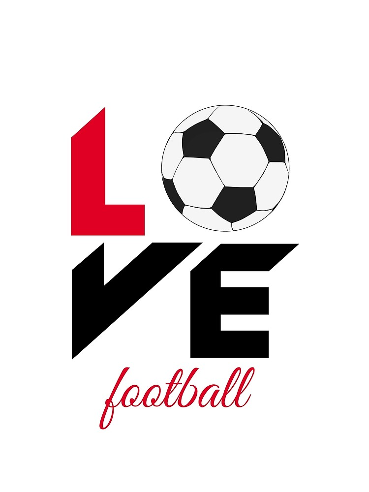 Love football by igorsin