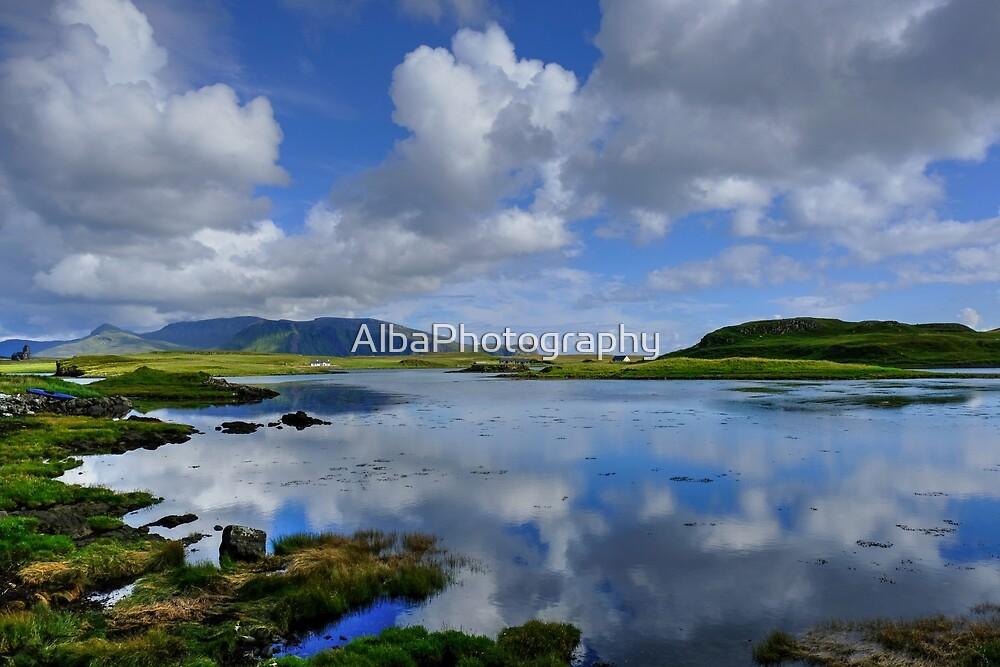 Canna Bay, Isle of Canna, Scotland by AlbaPhotography