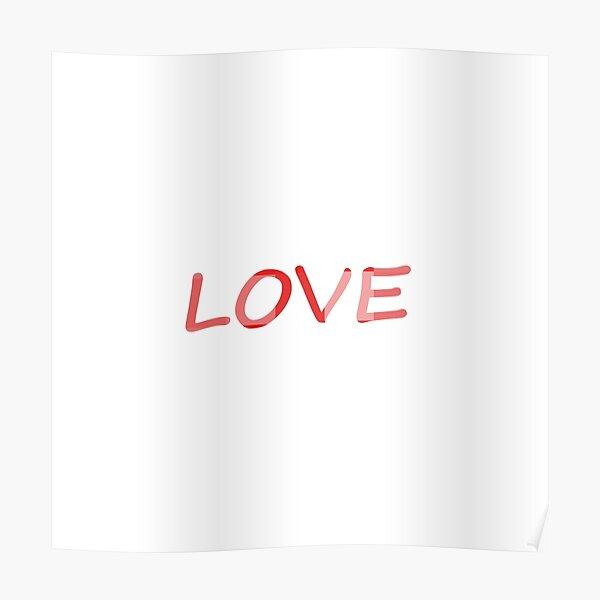 #love, #deepaffection, #fondness, #tenderness, #warmth, #intimacy, #attachment, #endearment Poster