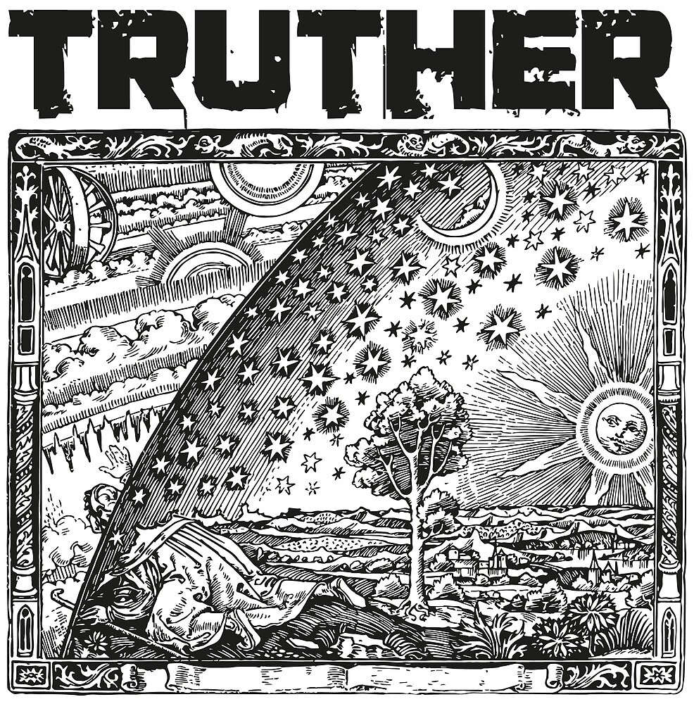 Truther - truth seeker by flatbandit