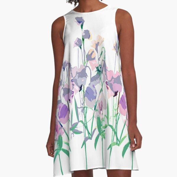 Sweet-pea A-Line Dress