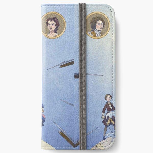 Karl XII iPhone Wallet