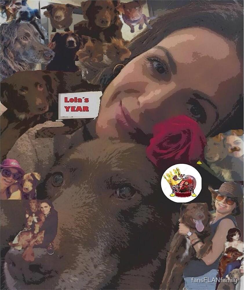 Lana Parrilla & Lola #LoAna @LanaParrilla @TheLolaParrilla by fansFLANfamily