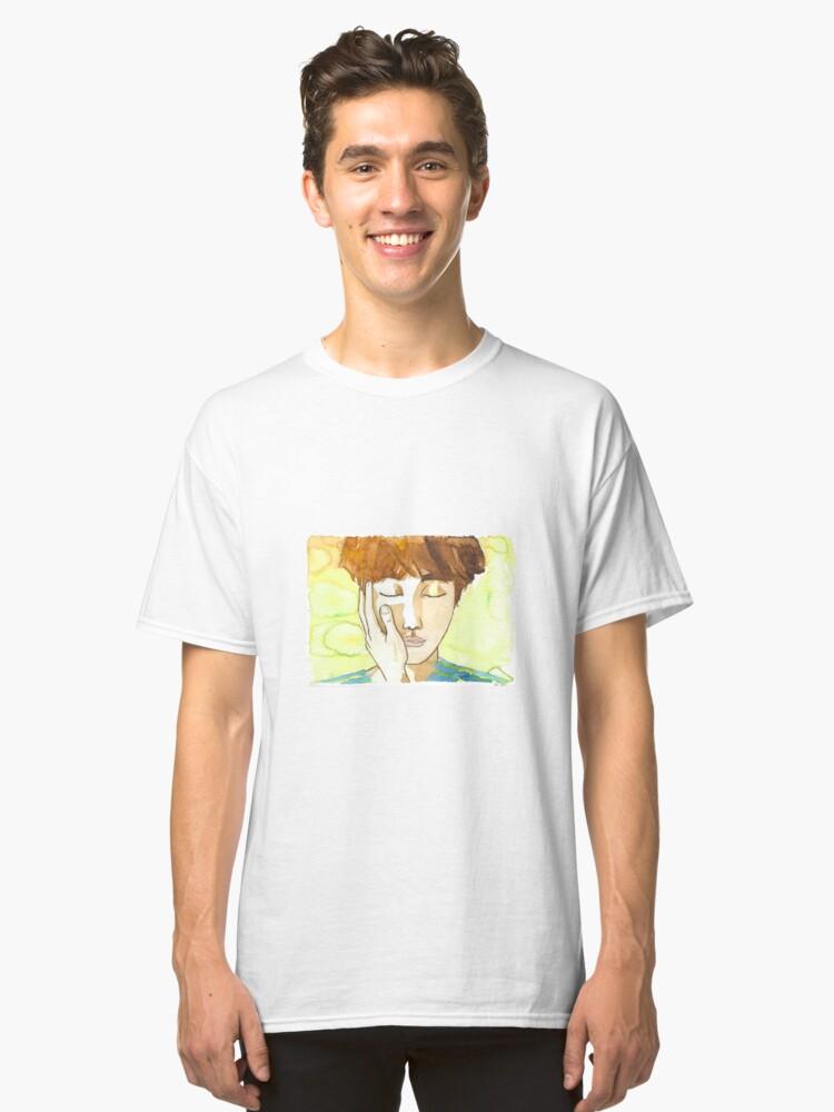 JHope Daydream Slap Classic T-Shirt Front