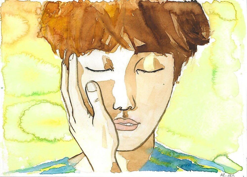 JHope Daydream Slap by -AllieB-