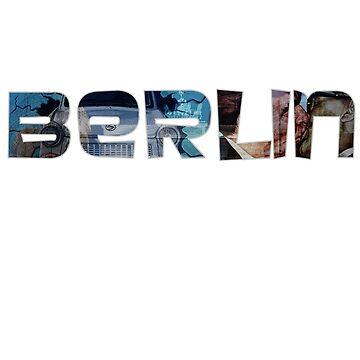 BERLIN by AVenkmanDesign