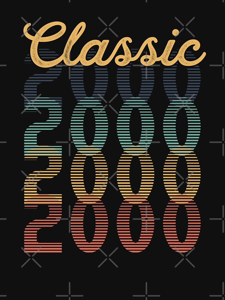 Vintage 2000 Classic by funny-gift
