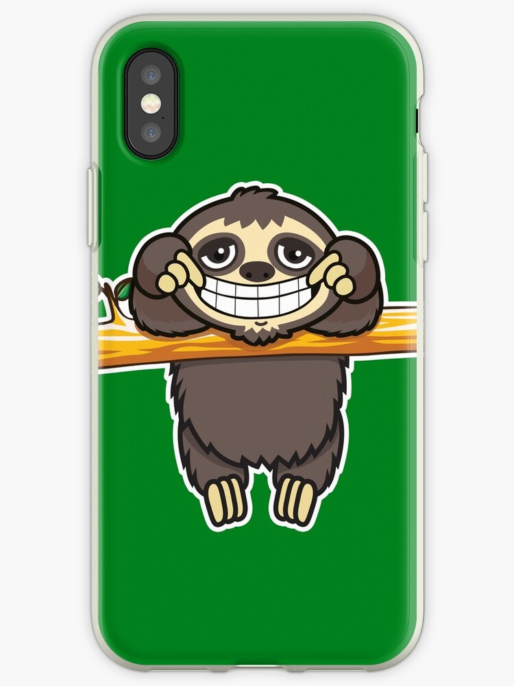 Sloth grin 3 by plushism