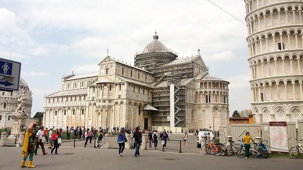 torre di pisa by senzafine