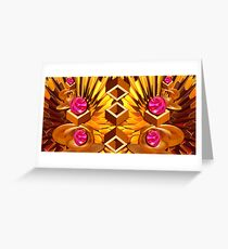 What is going on? Greeting Card