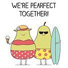 Summer pears by Milkyprint