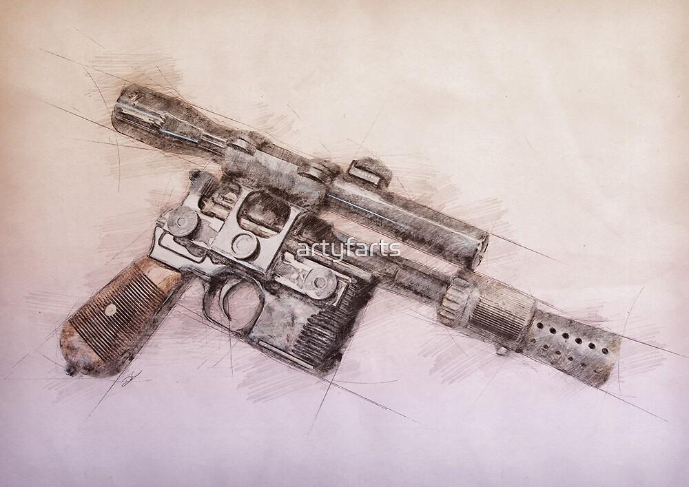 DL44 - tech/sketch/color by artyfarts