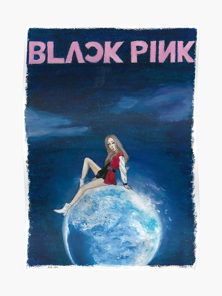 BLACKPINK WHISTLE | Poster