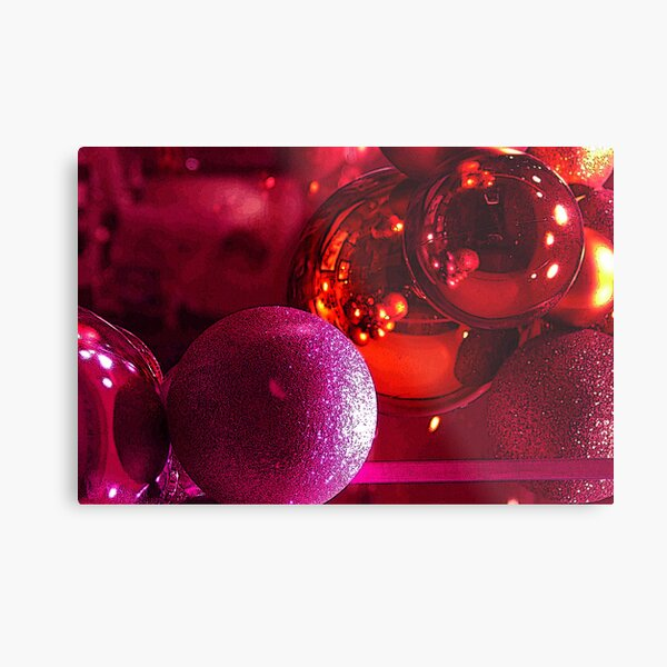 Colour Fantasy Metal Print