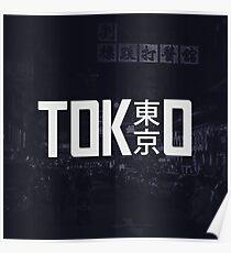 Póster Tokio