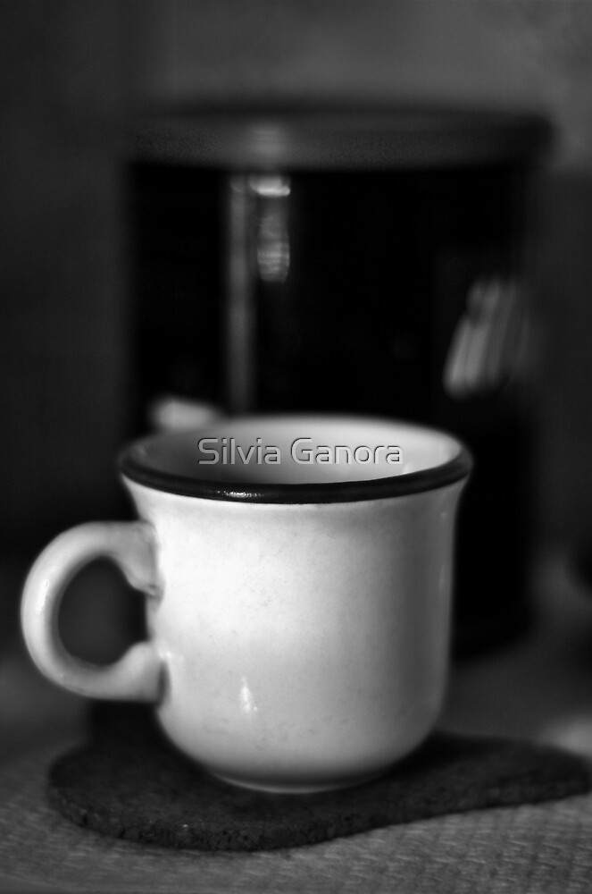 Coffee cup by Silvia Ganora