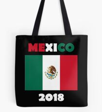 Mexico 2018 - Soccer Cup Tote Bag