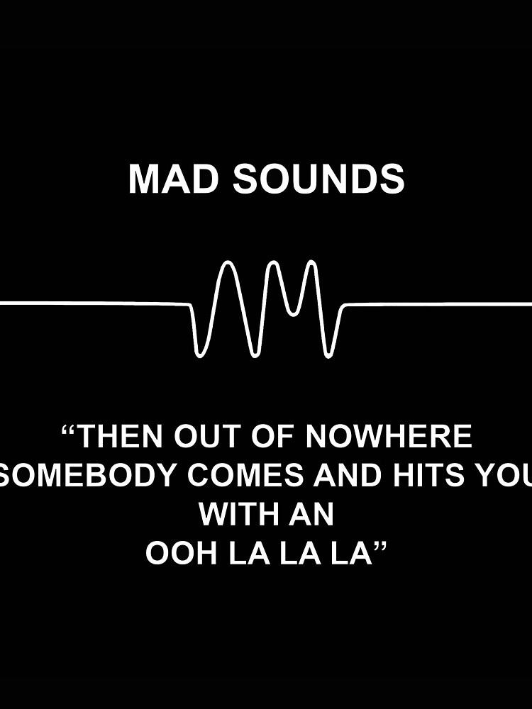 Mad Sounds - Arctic Monkeys AM-Lied von TomFarrant