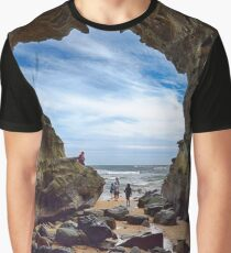 The Caves - Inverloch Graphic T-Shirt