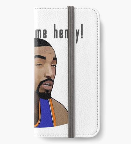 JR Smith [Henny Edition] iPhone Wallet