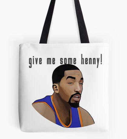 JR Smith [Henny Edition] Tote Bag