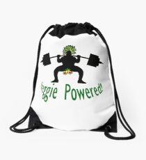 Veggie Powered Drawstring Bag