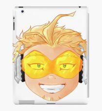 Precocious Man iPad Case/Skin