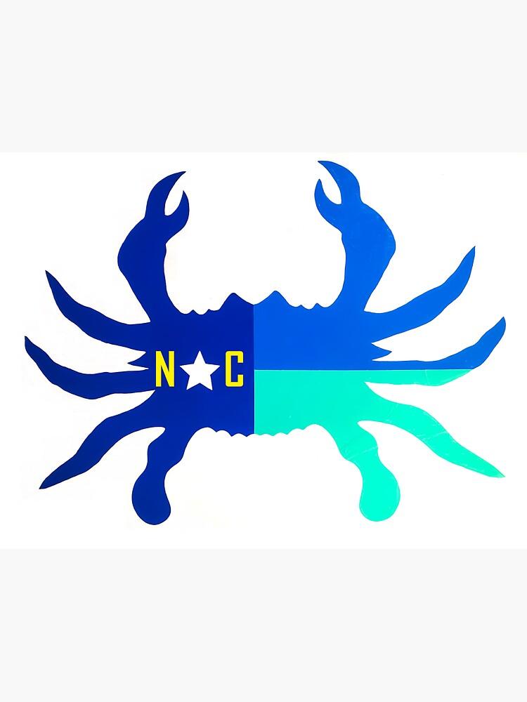Nautical NC CRAB by barryknauff