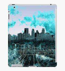 minneapolis skyline 2 iPad Case/Skin