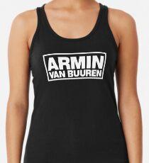 Armin Van Buuren Racerback Tank Top