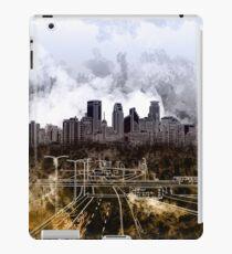 minneapolis skyline 3 iPad Case/Skin