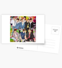 NCT 127 Postcards
