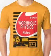 Coles Notes - Wormhole Physics Unisex T-Shirt