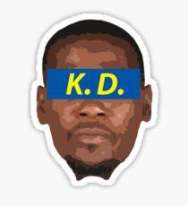 KD 1 Sticker