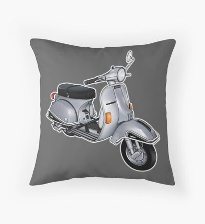 Scooter T-shirts Art: P200e vintage scooter Floor Pillow