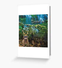 Sassafras Greeting Card