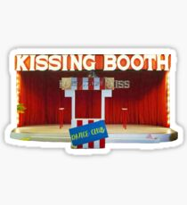The Kissing Booth  Sticker
