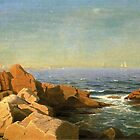 Sunny Afternoon, Newport, Rhode Island by wordpower900