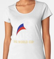 World Cup 2018 Women's Premium T-Shirt