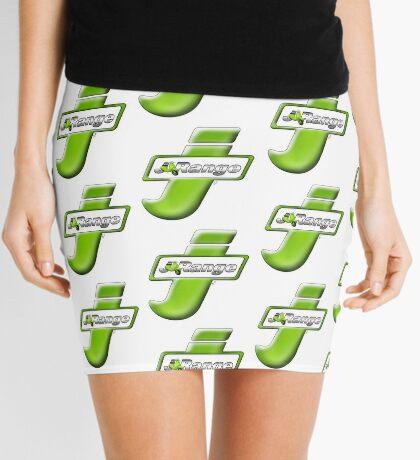 Scooter T-shirts Art: J Range scooter design Mini Skirt