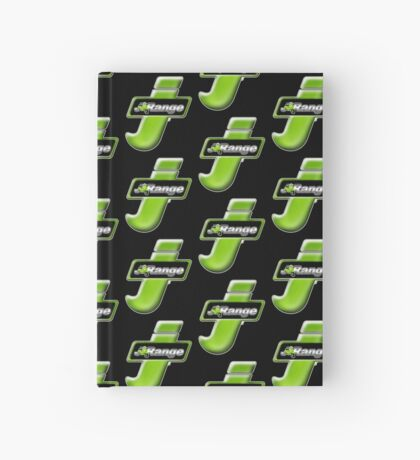 Scooter T-shirts Art: J Range scooter design Hardcover Journal