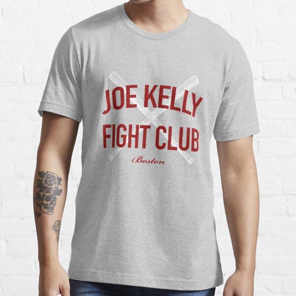 Red Tee Joe Kelly Fight Club Shirt for Boston Fans Essential T-Shirt