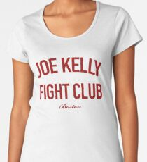 Red Tee Joe Kelly Fight Club Shirt for Boston Fans Women's Premium T-Shirt