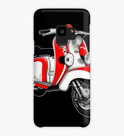 Scooter T-shirts Art: TV 175 Series 1 Mod style racer. Case/Skin for Samsung Galaxy