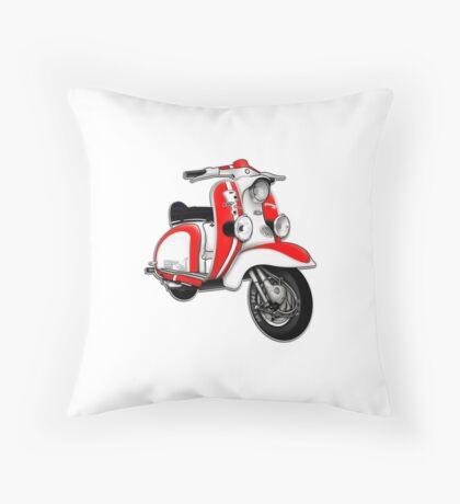 Scooter T-shirts Art: TV 175 Series 1 Mod style racer. Floor Pillow